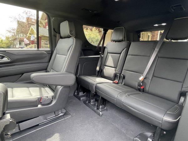 2021 Yukon XL SLT Interior 3